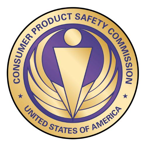 The U.S. Consumer Product Safety Commission is an independent federal agency created by Congress in 1973 and charged with protecting the American public from unreasonable risks of serious injury or death from more than 15,000 types of consumer products under the agency's jurisdiction. To report a dangerous product or a product-related injury, call the CPSC hotline at 1-800-638-2772, or visit http//:www.cpsc.gov/talk.html. Further recall information is available at http://www.cpsc.gov. (