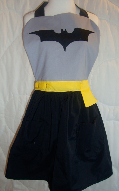 Ladies Bat Apron from Bethany Sew & Sew