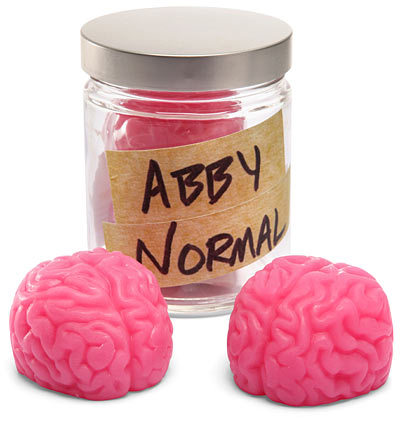 Abby Normal Soap In A Jar
