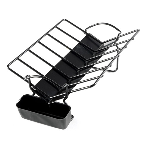 Nonstick Roasting Rack With Juice Reservoir