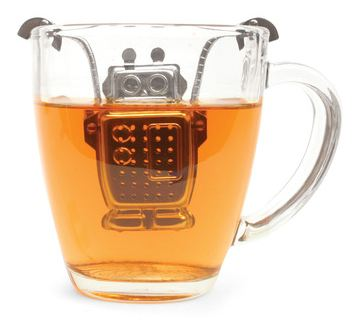 Armed With Technology Tea Infuser