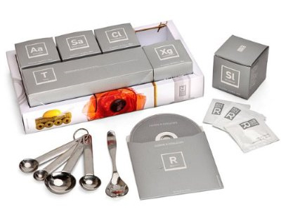 Molecular Gastronomy Kit by Cuisine R-EVOLUTION