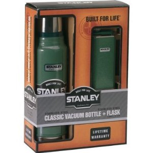 Stanley Classic Vacuum Bottle with Flask