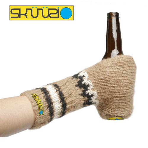 Sküüzi - The Scandinavian Koozie!
