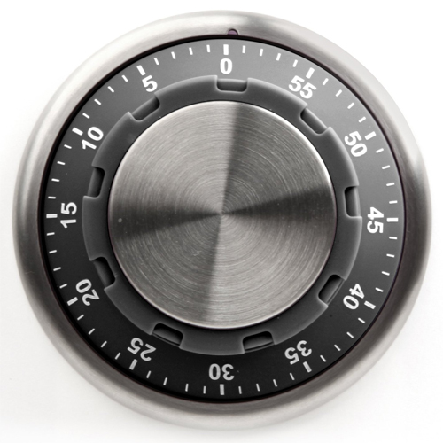 Kikkerland Safe Kitchen Timer