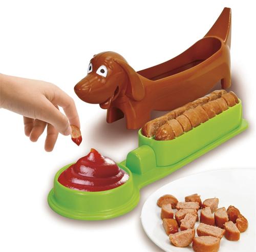 Evriholder HDH Hot Dog Slicer