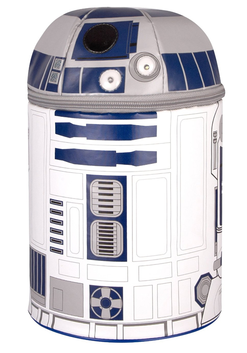 Thermos R2D2 Novelty Lunch Kit, Star Wars with Lights and Sound