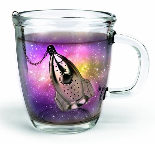 Kikkerland Rocket Tea Infuser