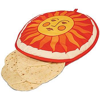 Sunny Tortilla Warmer