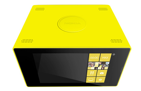 Nokia 5AM-TH1N6 Constellation Microwave Oven