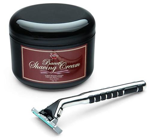 J&D's Bacon Shaving Cream