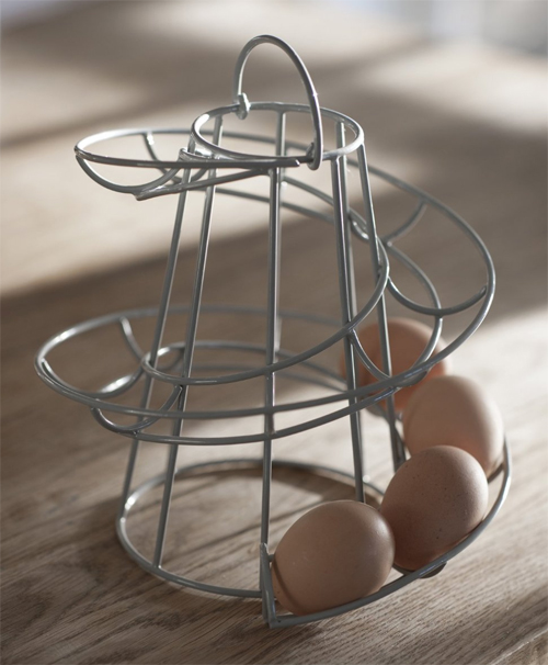 Garden Trading Flint Egg Run Basket Helter Skelter