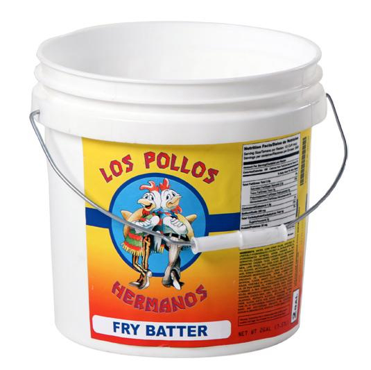 Pollos Hermanos Fry Batter Buckets