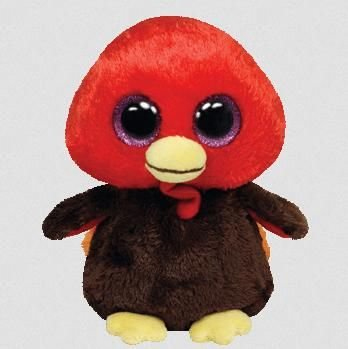 Ty Beanie Boos - Gobbles the Turkey
