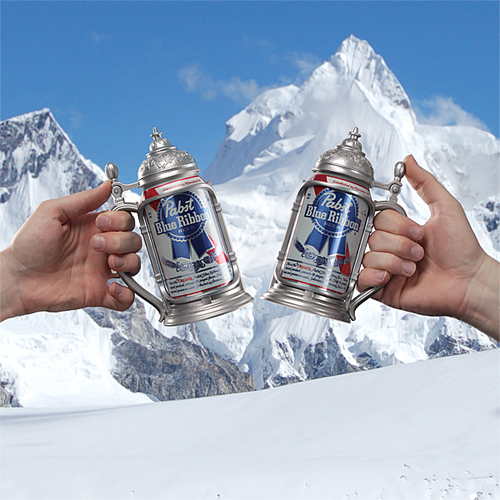 ThinkGeek Das Can-in-Stein