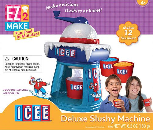 WowWee ICEE Deluxe Slushy Machine