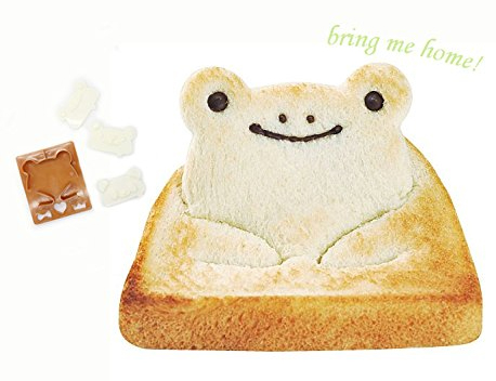 Cute Animal Sandwich Cutter Bread Cutter ♪ Food Deco & Cookie Stamp Kit ♪ Sandwich Maker Kit Bread Toast Mold Mould - Surprise you Kids with these lovely animal friends! Exclusively from JLC Brands.