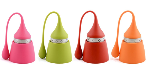 The Friendly Swede's Silicone Tea Infuser