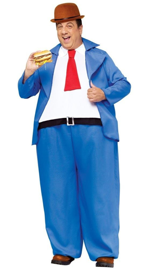 Popeye Wimpy Costume