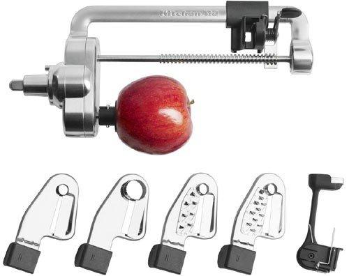 KitchenAid KSM1APC Spiralizer Attachment with Peel