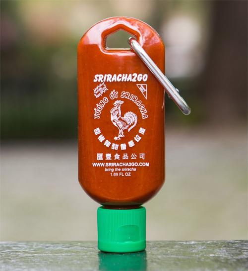 Sriracha2Go Officially Licensed Huy Fong Foods Sriracha