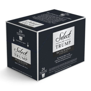 Select by Trump Skyscraper Coffee Single-Cup K-Cup Coffee